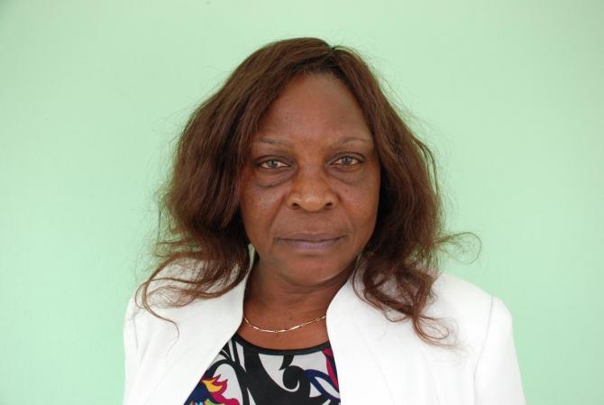 Ms. Patricia Mulasikwanda